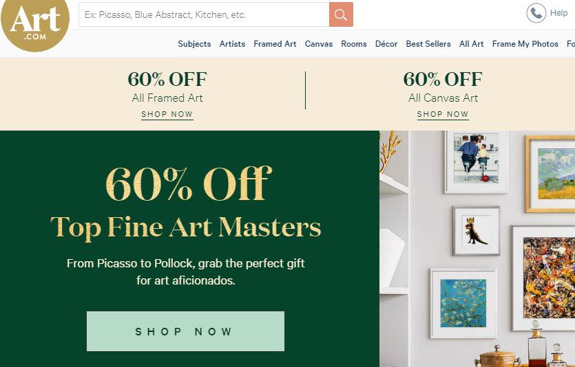 沃尔玛收购家居零售商Art.com  域名资讯  第2张