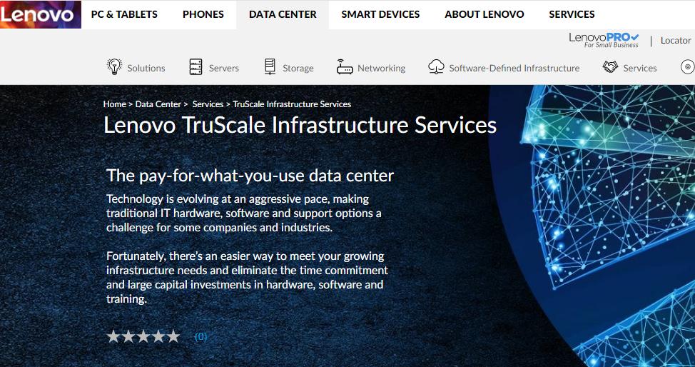 备案域名:为推出全新的订阅服务,联想收购 truscale.com域名 第3张