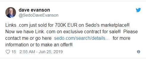 超500万元!又一社交媒体终端成功收购域名升级!