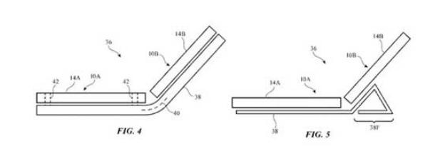 折叠式iPhone要来了?苹果申请折叠产品专利!