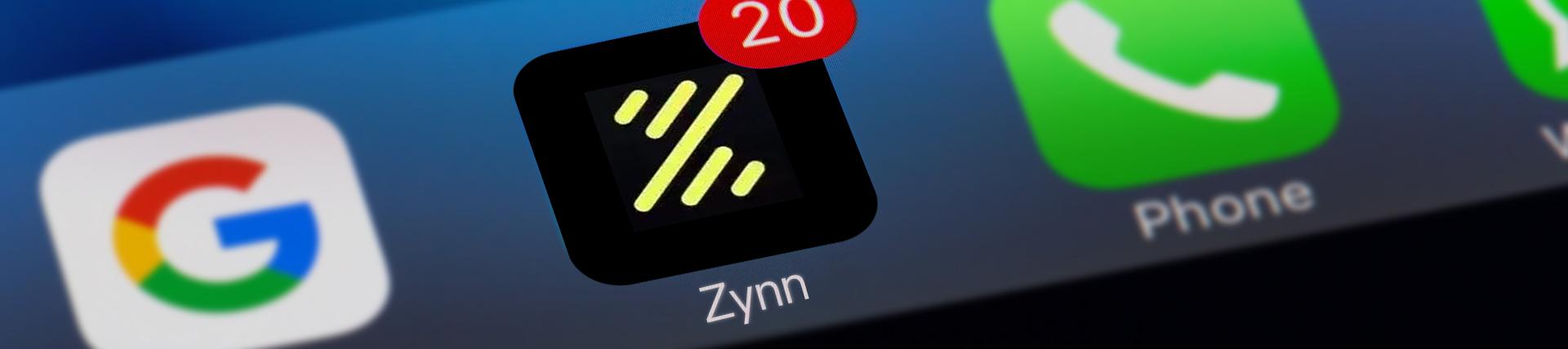 快手推出Zynn对标抖音,域名用的太巧妙!
